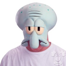 Squidward from Spongebob Squarepants costume idea