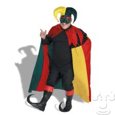 Court Jester Plus Size costume idea