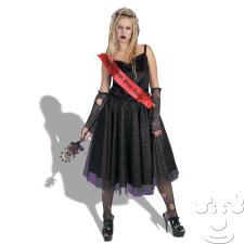 Gothic Prom Queen Plus Size costume idea