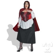 Little Red Riding Hood Plus Size costume idea