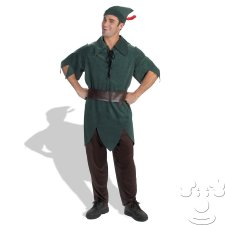 Peter Pan Adult Men's Disney costume idea