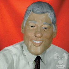 Bill Clinton Ex President Political costume idea