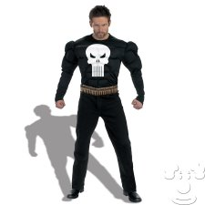 Teen Punisher costume idea