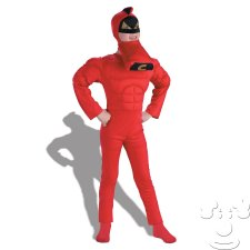 Crimson Chin Kids costume idea