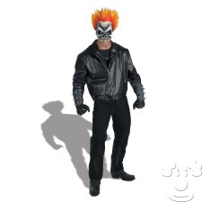 Teen Ghost Rider costume idea