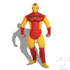 Teen Iron Man costume idea