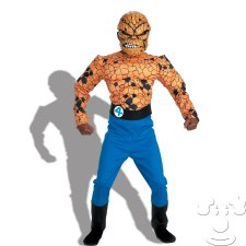 The Thing Kids costume idea