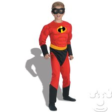 Mr. Incredible Children's Disney costume idea
