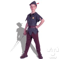Peter Pan Children's Disney costume idea