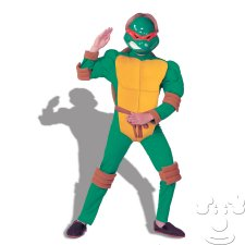 Raphael Teenage Mutant Ninja Turtle Kids costume idea