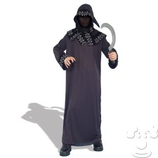 Teen Grim Reaper Death costume idea