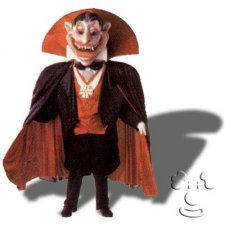 Count Dracula costume idea