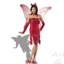 Tinderhell Fairy Teen costume idea