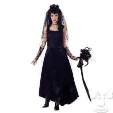 Adult Gothic Death Bride costume idea