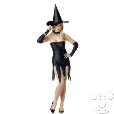 Sexy Witch costume idea