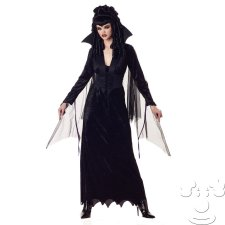 Adult Womens Batwing Vampire costume idea