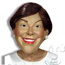 Laura Bush First Lady  Political costume idea
