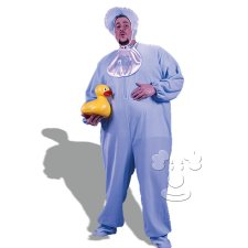 Plus Size Jammies Pajamas costume idea