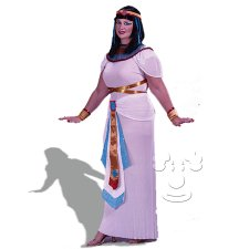 Cleopatra Queen of the Nile Plus Size costume idea