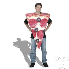 Pizza Slice Adult Funny costume idea