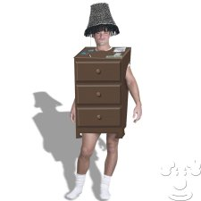 One Night Stand Adult Funny costume idea