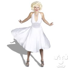 Marilyn Monroe Adult Women's costume idea