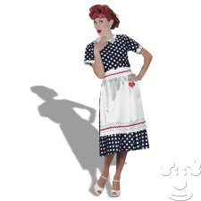 I Love Lucy Adult Women's costume idea