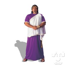 Julius Caesar Plus Size costume idea