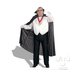 Dracula Vampire Plus Size costume idea