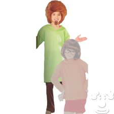 Shaggy from Scooby Doo Kids costume idea