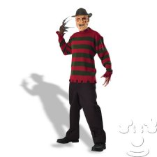 Adult Freddy Krueger from Nightmare on Elm Street costume idea