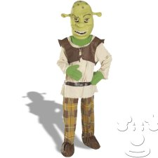 Shrek Kids costume idea