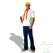 Fred from Scooby Doo Adult Men's costume idea