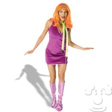 Daphne from Scooby Doo Adult Women's costume idea