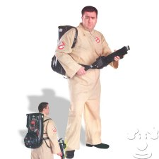 Ghostbuster Plus Size costume idea