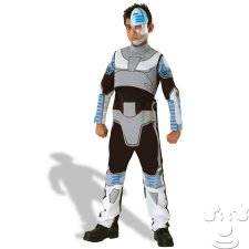 Teen Titan Cyborg Kids costume idea