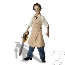 Leatherface from Texas Chainsaw Massacre Kids costume idea