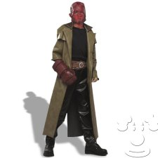 Hellboy Kids costume idea