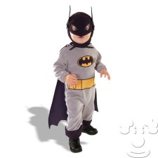 Infant Baby Batman costume idea