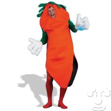 Carrot Adult Funny costume idea