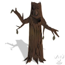 Adult Scary Tree costume idea