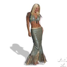 Sexy Mermaid costume idea