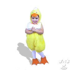 Infant Baby Rubber Ducky costume idea