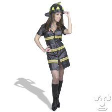 Sexy Firefighter costume idea