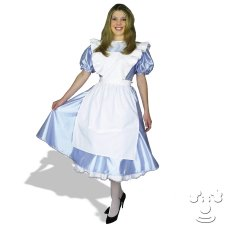 Alice from Alice in Wonderland Plus Size costume idea
