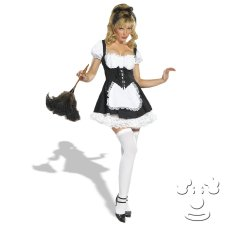 Sexy French Chamber Maid costume idea