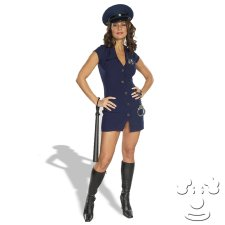 Sexy Cop Police Officer Women's costume idea