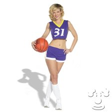 Sexy Basketball Uniform costume idea