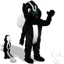 Skunk costume idea