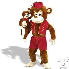 Marcel the Monkey costume idea